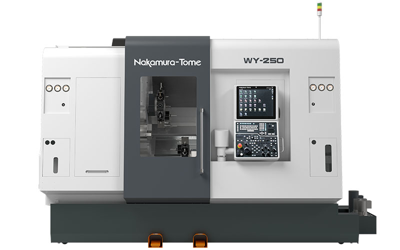 WY-250 CNC Torna Tezgahı