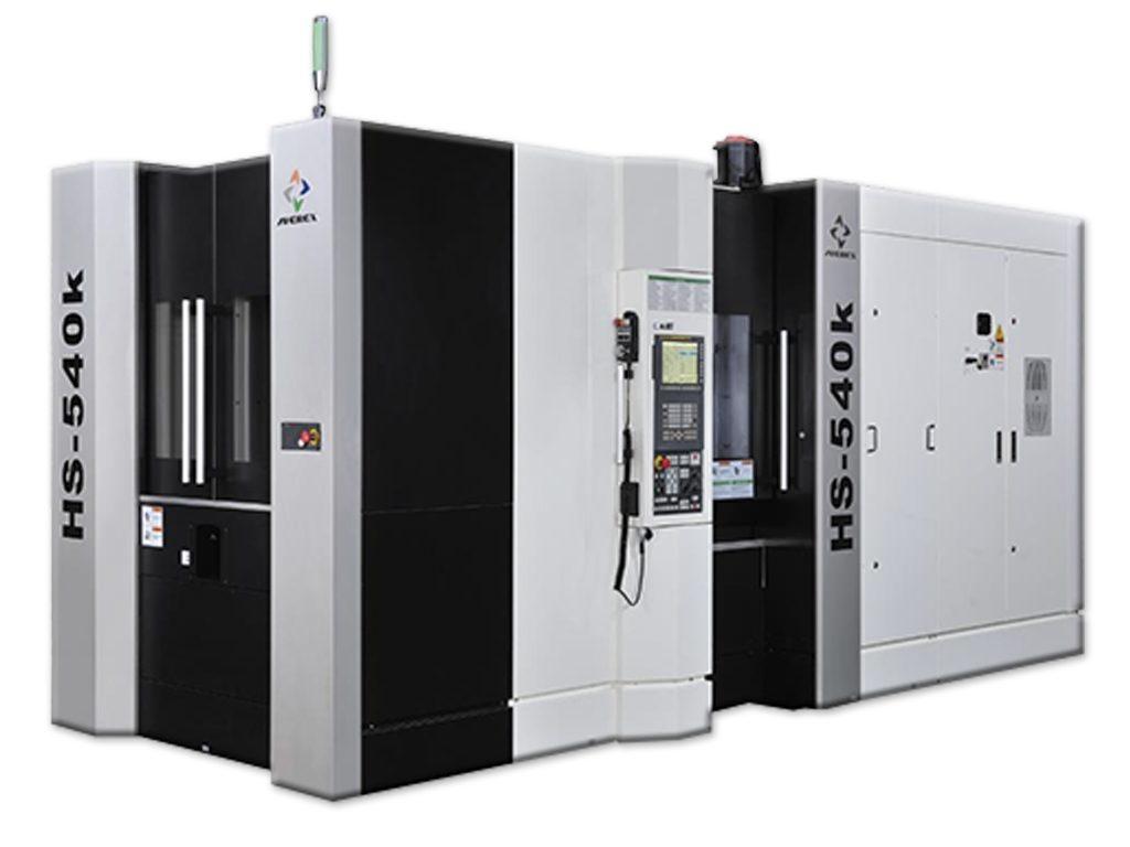 HS-540K CNC İşleme Merkezi