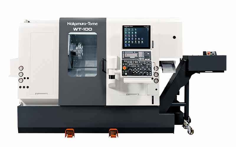 WT-100 CNC Torna Tezgahı