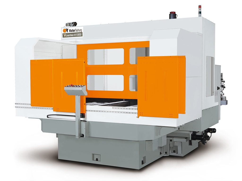 VC-H1000 CNC İşleme Merkezi