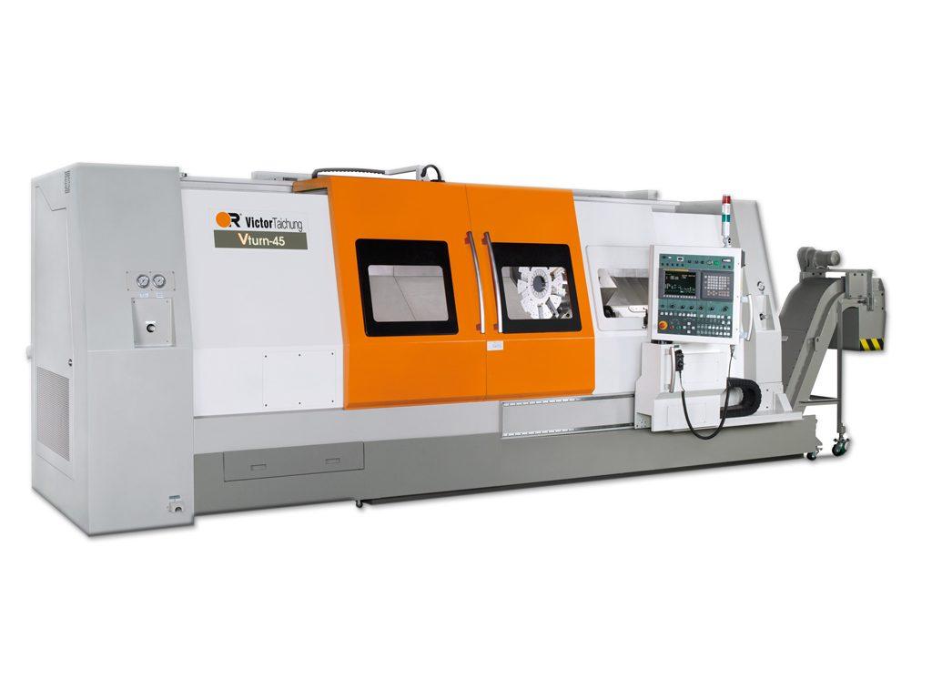 VT-45/125CM CNC Torna Tezgahı