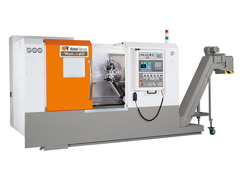 Victor VT-A20YCM CNC Torna Tezgahı