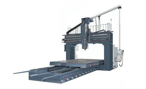 Vision Wide MHN CNC Köprü Tipi İşleme Merkezi