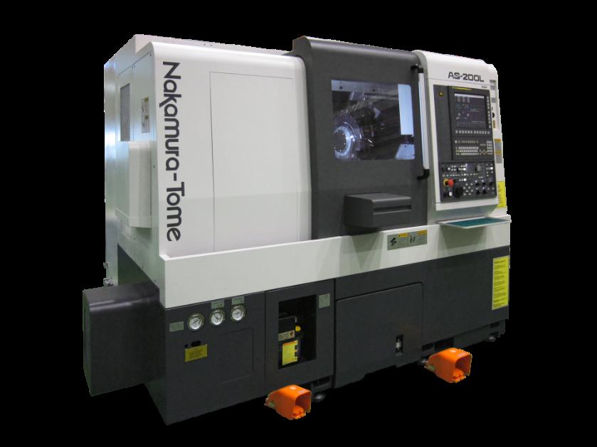 AS-200L CNC Torna Tezgahı