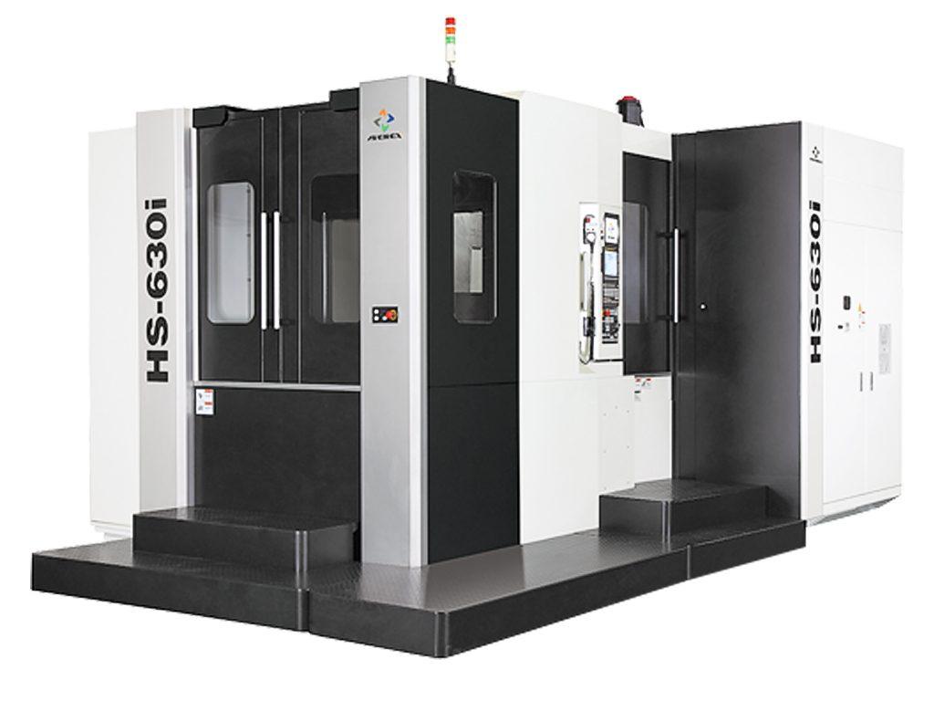 HS-630İ CNC İşleme Merkezi
