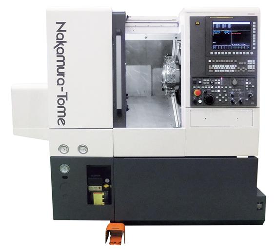 Nakamura Tome - AS-200 CNC Torna Tezgahı