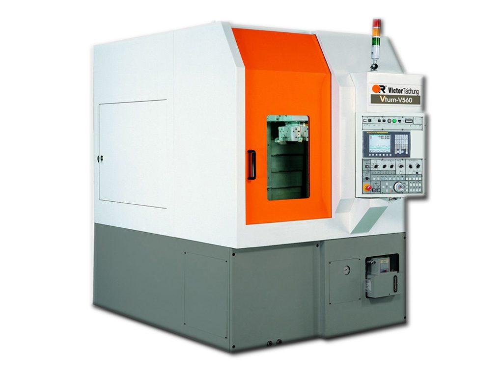 V560 CNC Torna Tezgahı