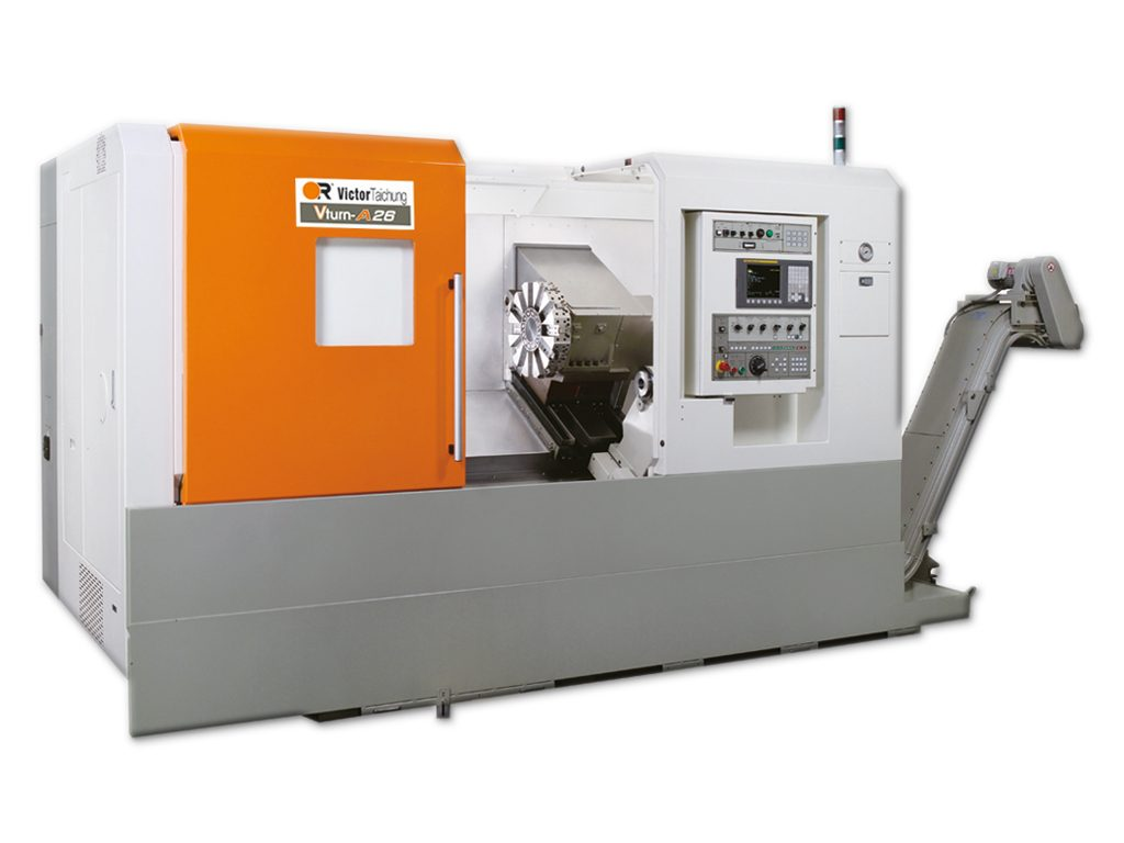 Victor VT-A26/130YCM CNC Torna Tezgahı