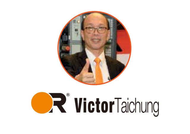 Victor Taichung Machinery Satış Müdürü Dr. Wayne Hsueh'in TT Magazin Röportajı