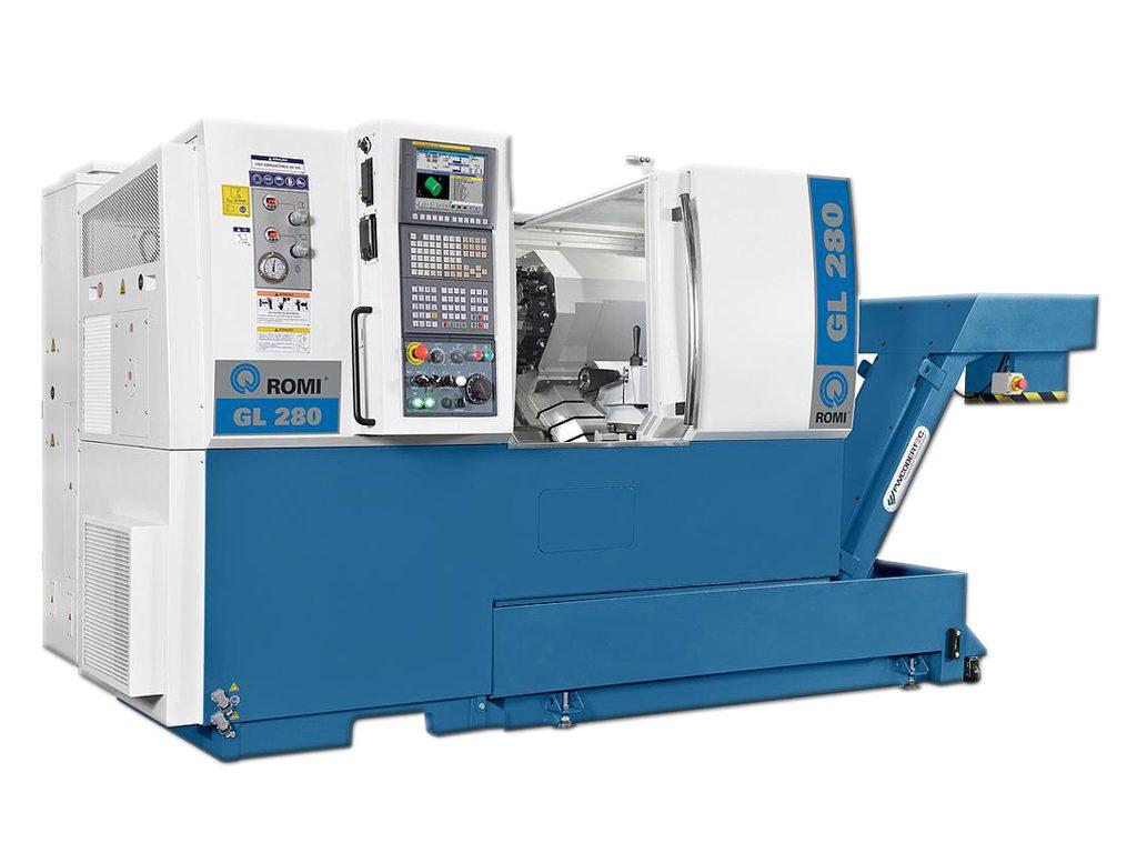 GL 240 CNC Torna Tezgahı