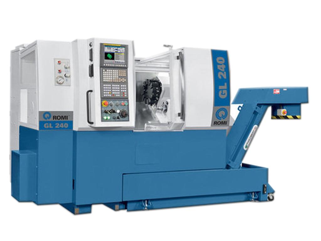 GL 240M CNC Torna Tezgahı