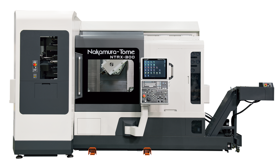NTRX-300 CNC Torna Tezgahı