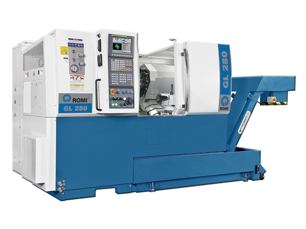 GL 280M CNC Torna Tezgahı