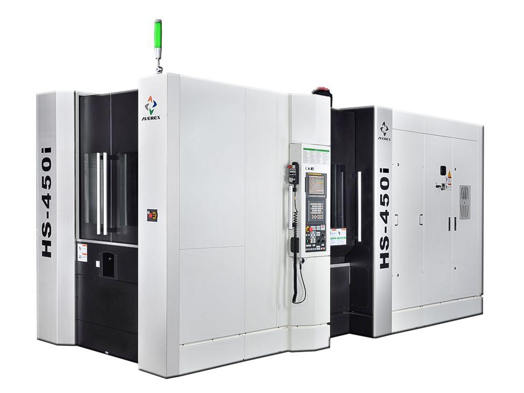 HS-450K CNC İşleme Merkezi