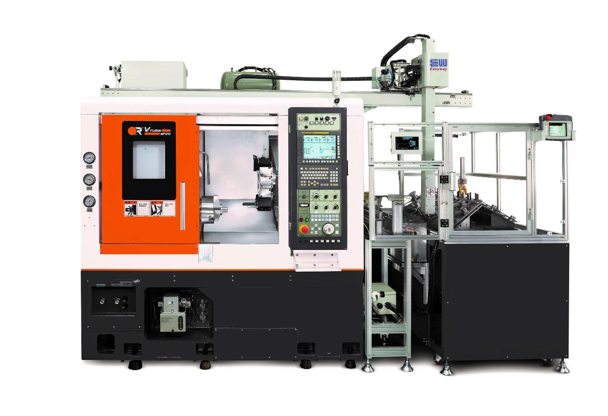 VT-NP20CM CNC Torna Tezgahı