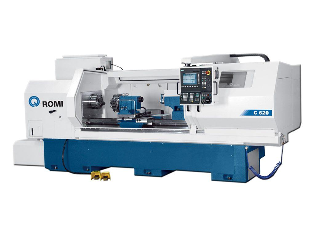 C 620/1000 CNC Torna Tezgahı