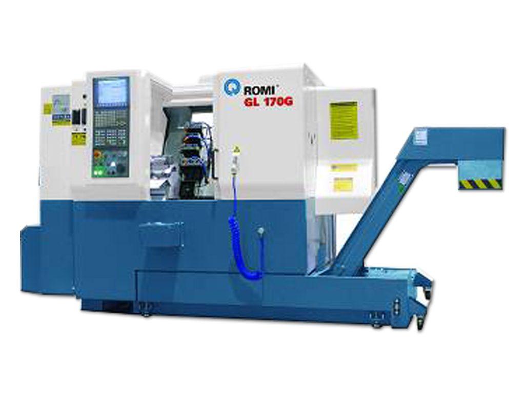 GL170G CNC Torna Tezgahı