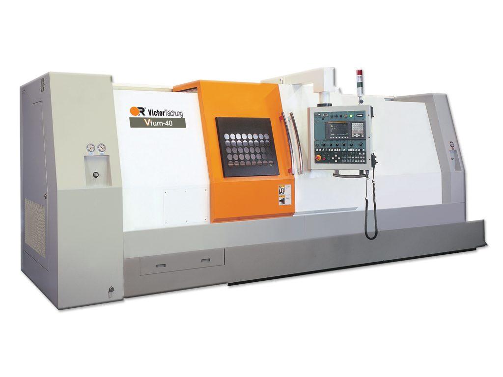 VT-40/325YCM CNC Torna Tezgahı