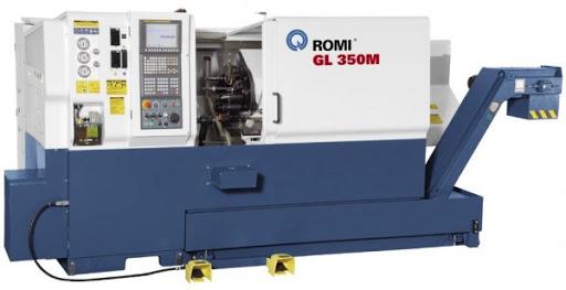 GL 350M CNC Torna Tezgahı