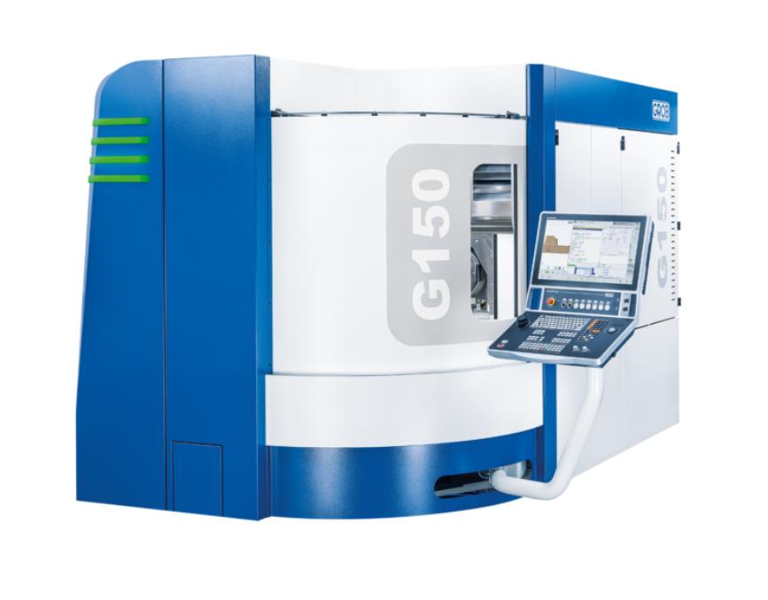 GROB G150 CNC İşleme Merkezi