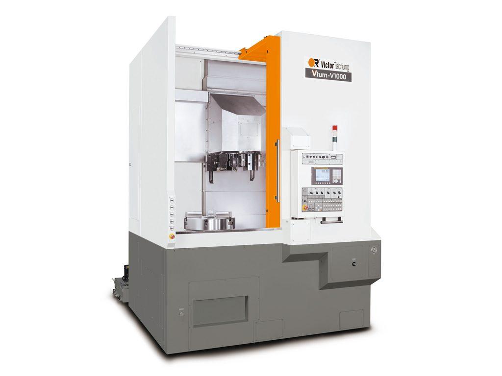 V1000 CNC Torna Tezgahı