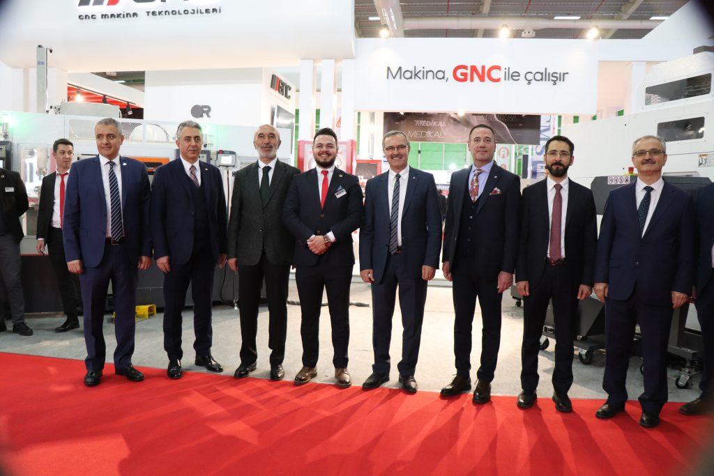 Türkiyenin En Büyük CNC Takım Tezgahları Fuarı Maktek 2014
