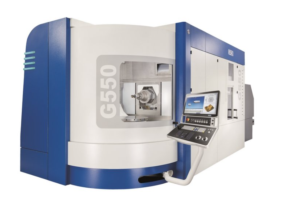 GROB G550 CNC İşleme Merkezi