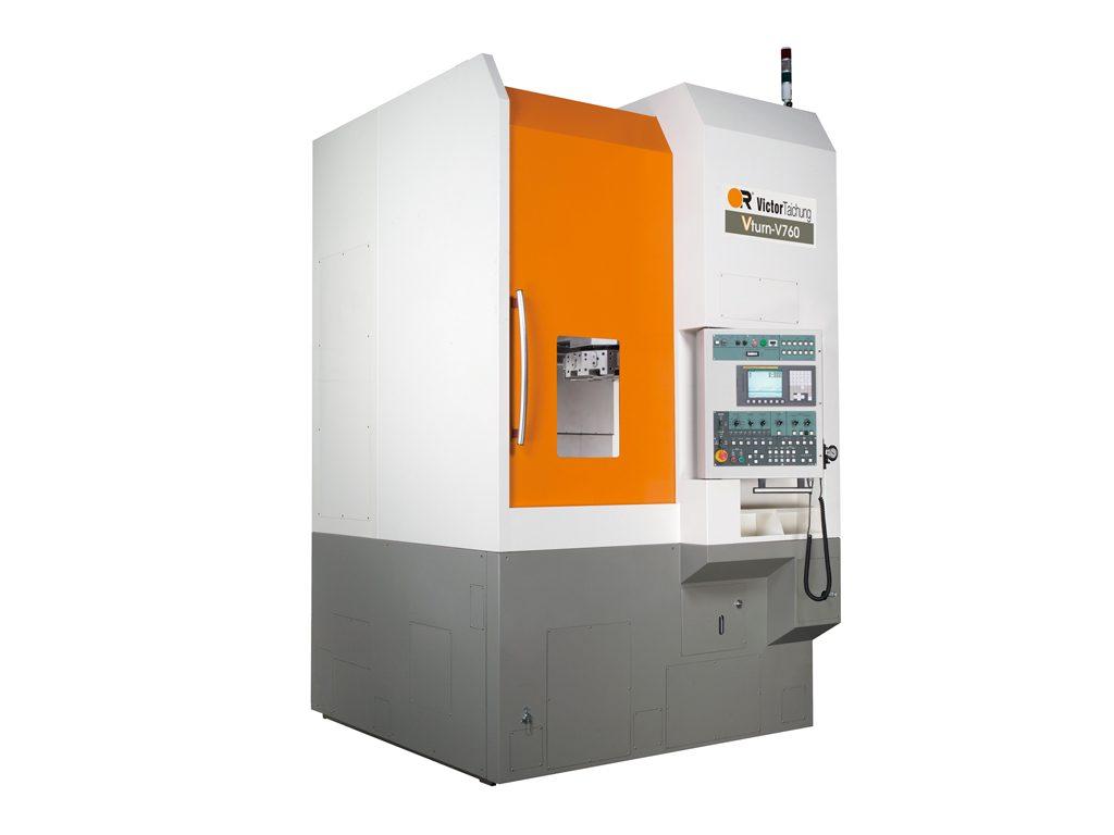 V760CV CNC Torna Tezgahı