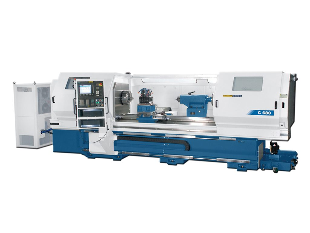 C 680/2000 CNC Torna Tezgahı