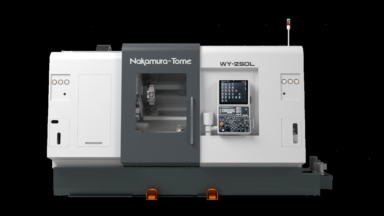 WY-250-L CNC Torna Tezgahı