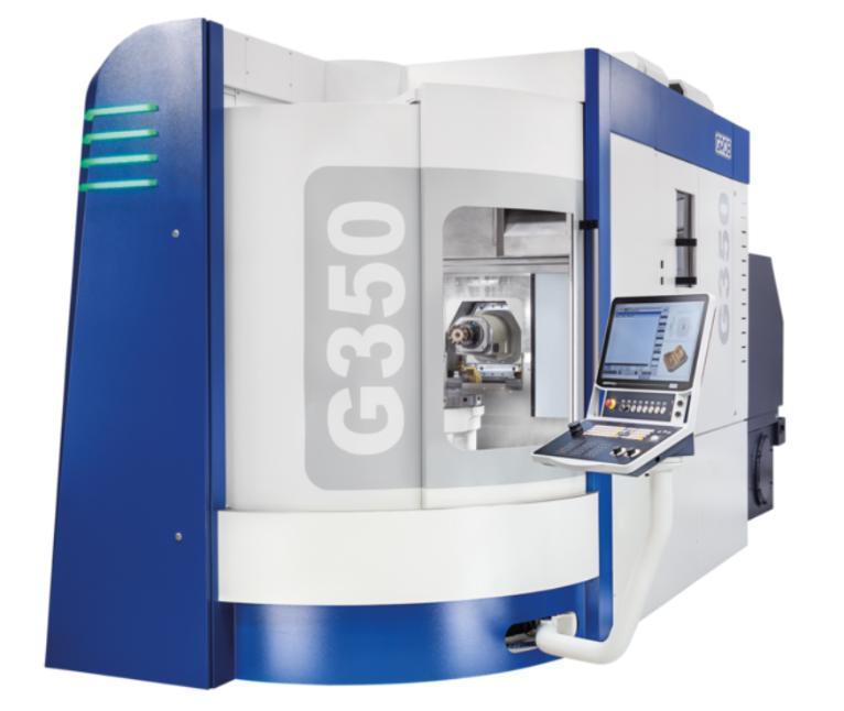 GROB G350 CNC İşleme Merkezi