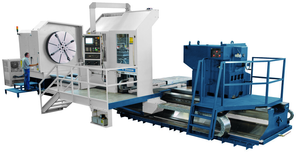 C 2600H CNC Torna Tezgahı