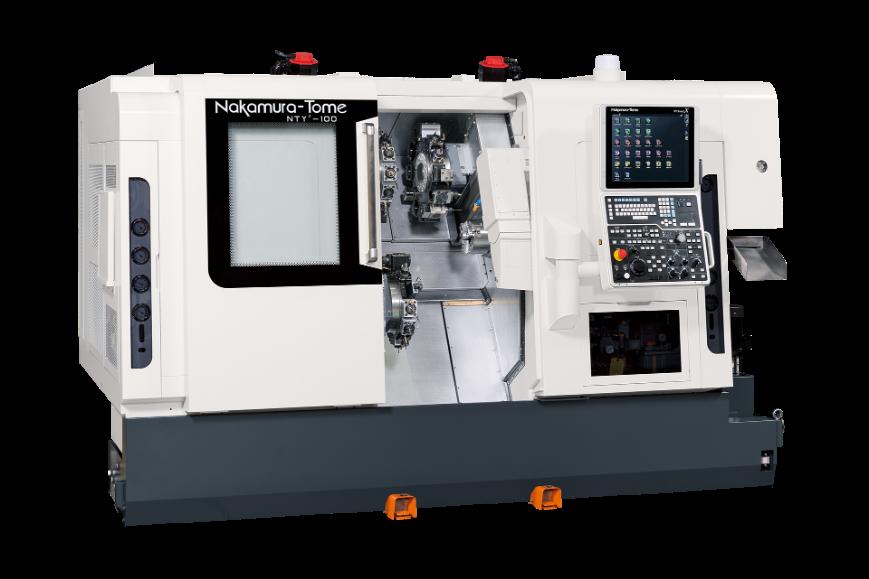 NTY3-100 CNC Torna Tezgahı