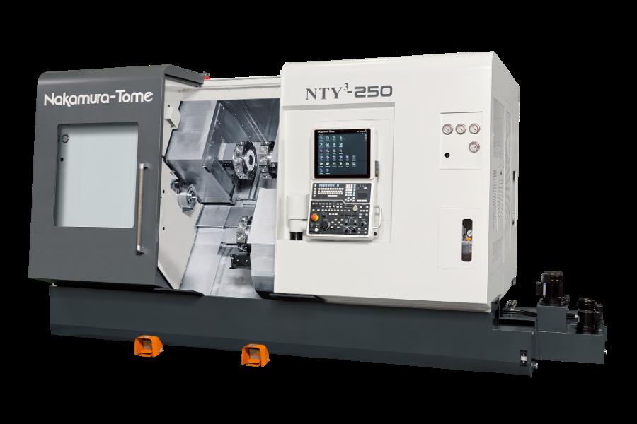 NTY3-250 CNC Torna Tezgahı