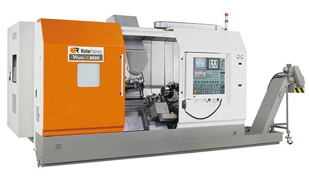 VT-X200 CNC Torna Tezgahı